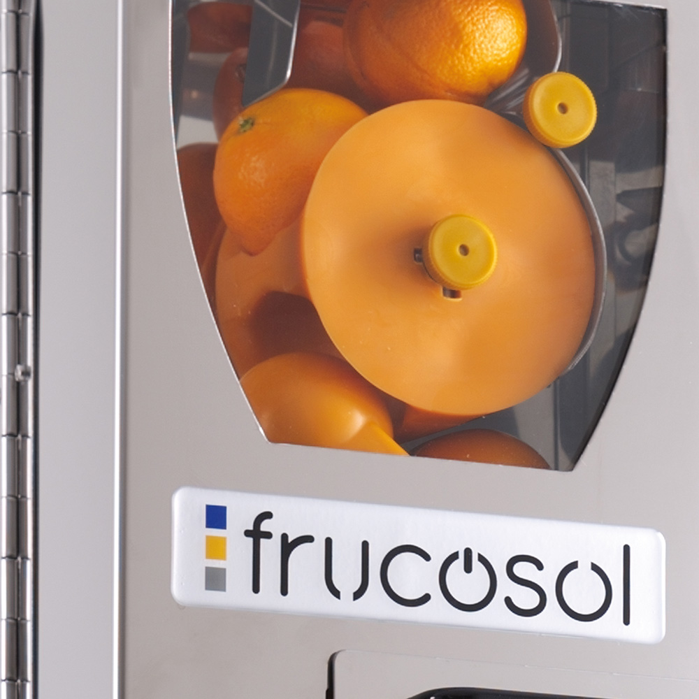Frucosol UK F-Compact Automatic Juicer